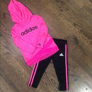 Adidas Toddler Jogging Set